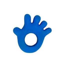 Lanco Bijtspeeltje blauwe hand