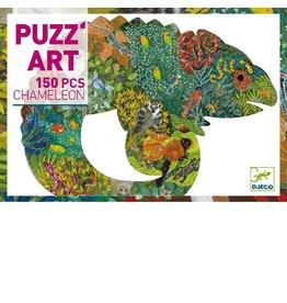 Djeco Puzz'art chameleon (Wout)