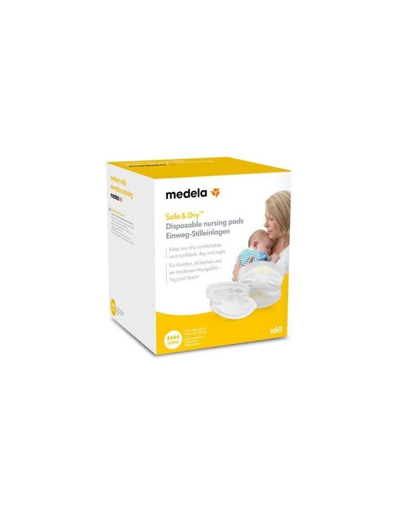 Medela Medela - borstvoedingspads, wegwerp, 60 stuks
