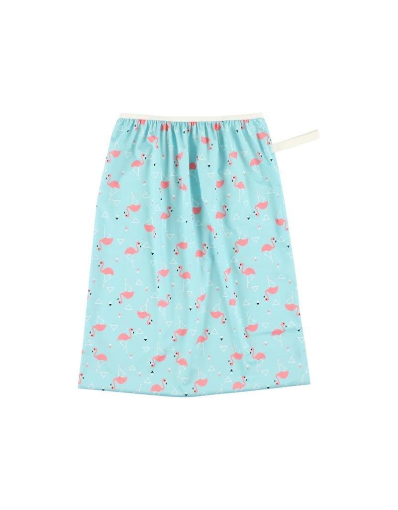 Lilypoppy Lilypoppy - linnenzak, pul, flamingo's
