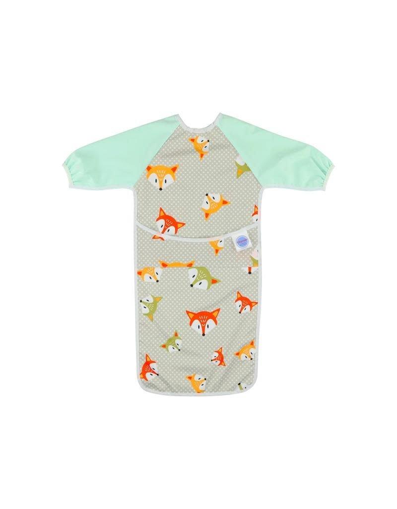 Lilypoppy Lilypoppy - mouwslabbe, stippel, vos