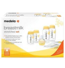Medela Moedermelk Store and Feed