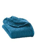 Disana Disana - deken, blauw, 100 x 80 cm