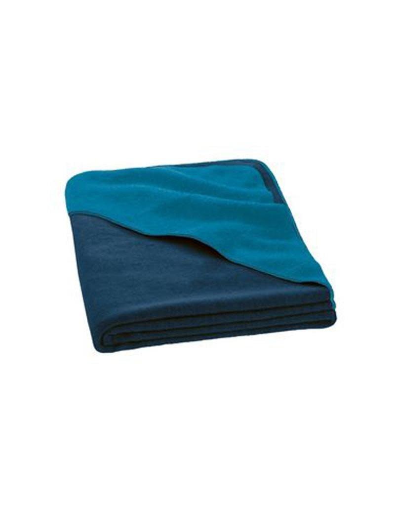 Disana Disana - deken,  navy/blauw, 200 x 135 cm