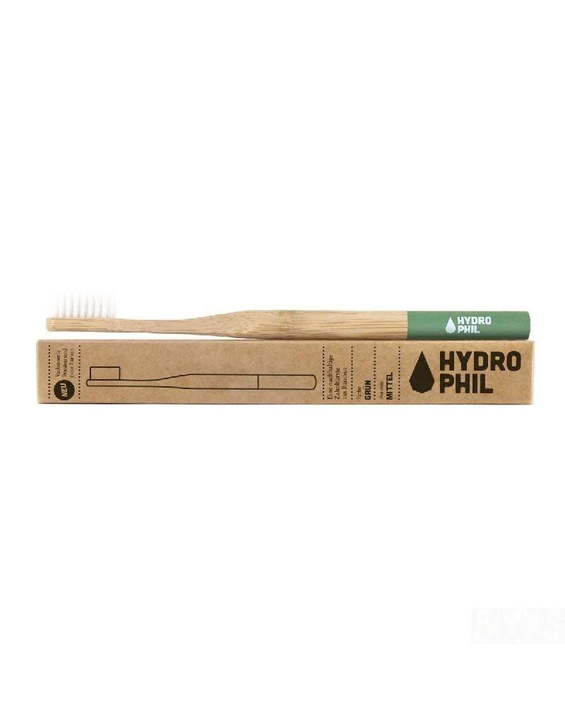 Hydrophil Hydrophil - tandenborstel, medium, groen