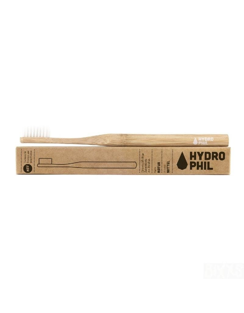 Hydrophil Hydrophil - tandenborstel, medium, natuur