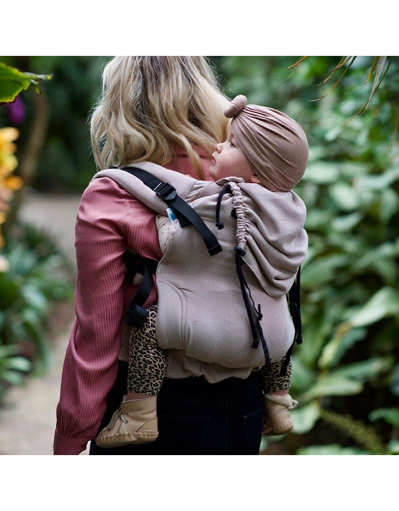 Pure Baby Love Pure Baby Love - Click & Go Essentials Organic Rose , baby