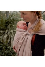 Pure Baby Love Pure Baby Love - ringsling Essentials Organic Rose