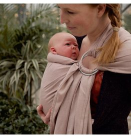 Pure Baby Love Ringsling Essentials Organic Rose