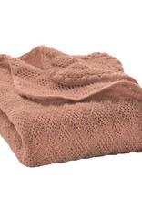 Disana Disana - deken, roze, 100 x 80 cm