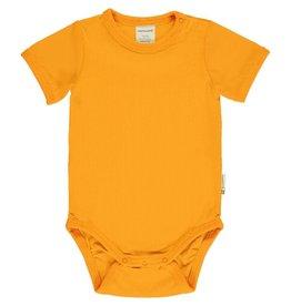 Maxomorra Body, ss, a solid tangerine
