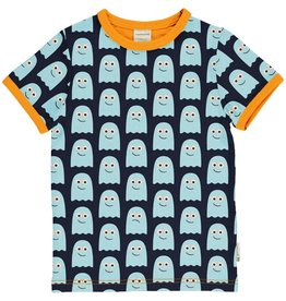 Maxomorra T-shirt, a classic ghost (3-16j)