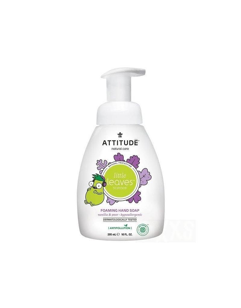 Attitude Attitude - Little leaves Foaming hand soap, Vanilla & Pear
