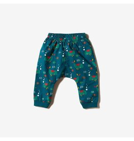 Little Green Radicals Broek, Whale of a Time Jelly Bean B
