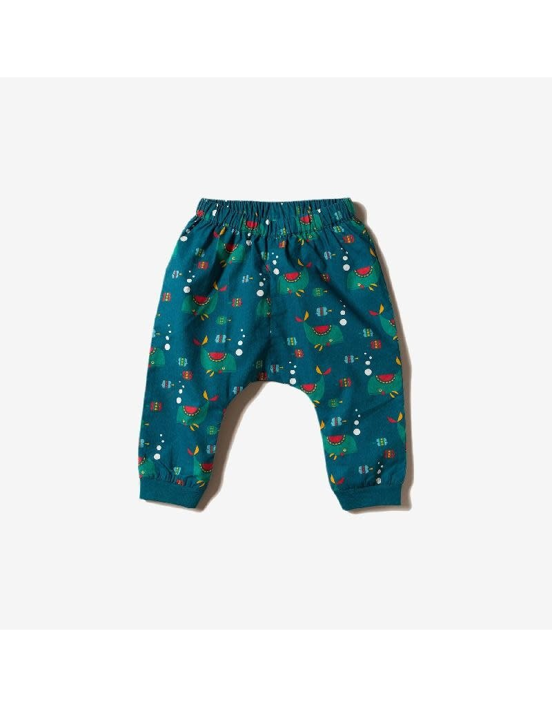 Little Green Radicals Little Green Radicals - broek, Whale of a Time Jelly Bean