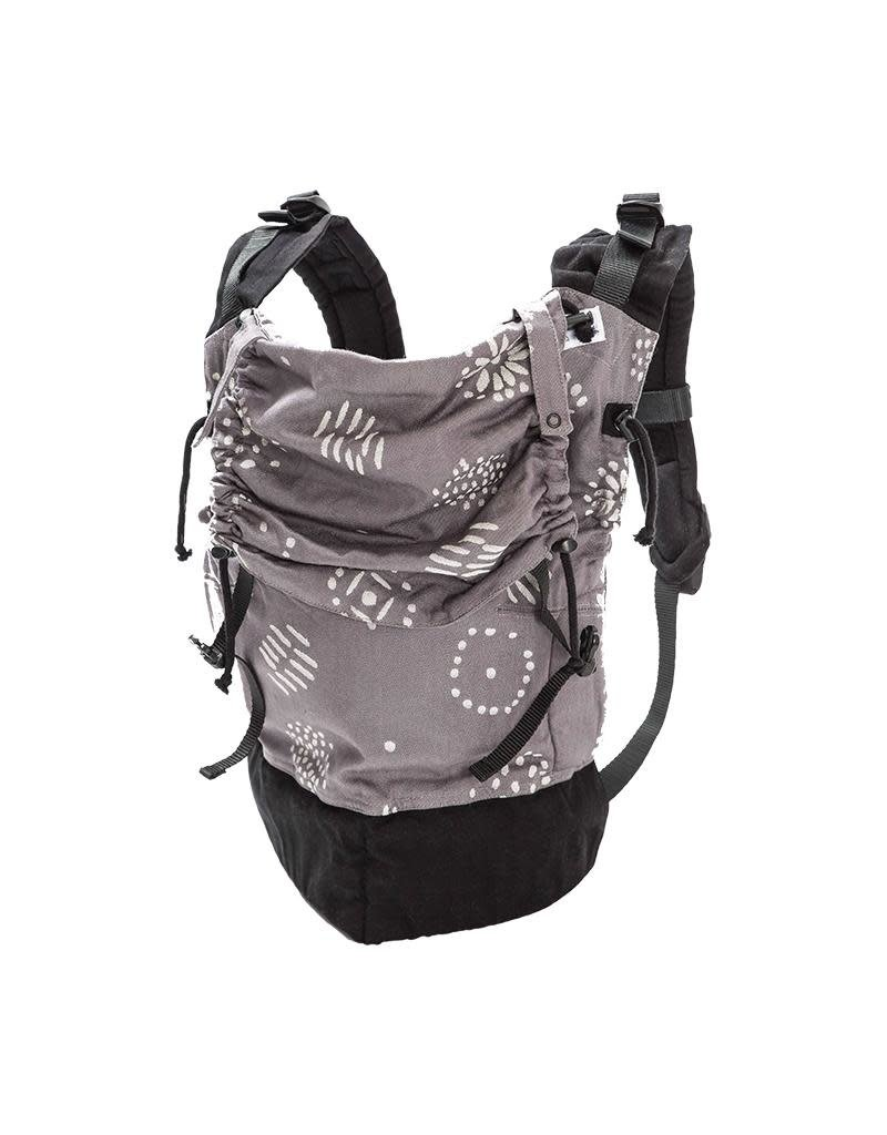 Pure Baby Love Pure Baby Love - full buckle Happiness Grey, standaard