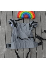 Pure Baby Love Pure Baby Love - Click & Go Essentials Organic Charcoal Grey , toddler