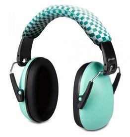 Alecto Kinderkoptelefoon voor gehoorbescherming, mint