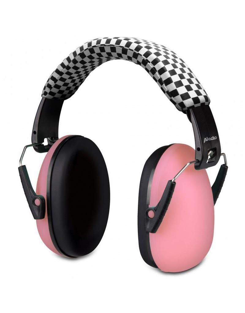 Alecto Alecto - kinderkoptelefoon voor gehoorbescherming, roze, 29 dB