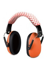 Alecto Alecto - kinderkoptelefoon voor gehoorbescherming, oranje, 29 dB