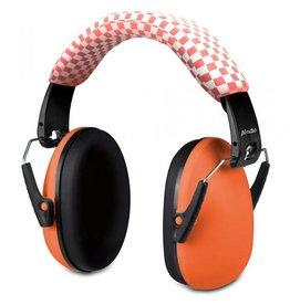 Alecto Kinderkoptelefoon voor gehoorbescherming, oranje