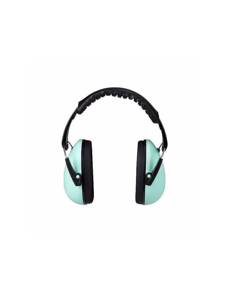 Alecto Alecto - kinderkoptelefoon voor gehoorbescherming, mint, 25,4 dB