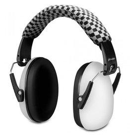 Alecto Kinderkoptelefoon voor gehoorbescherming, wit