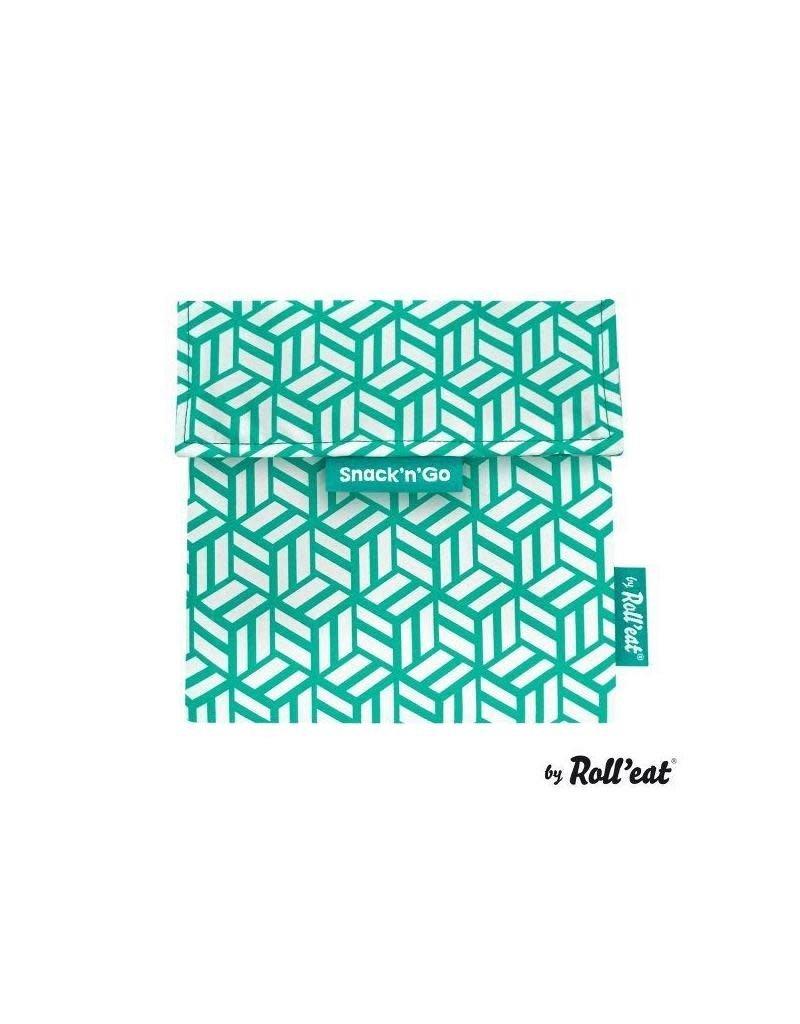 Roll'eat Roll'eat - Snack'n Go, tiles green