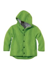 Disana Disana - jacket, green (3-16j)