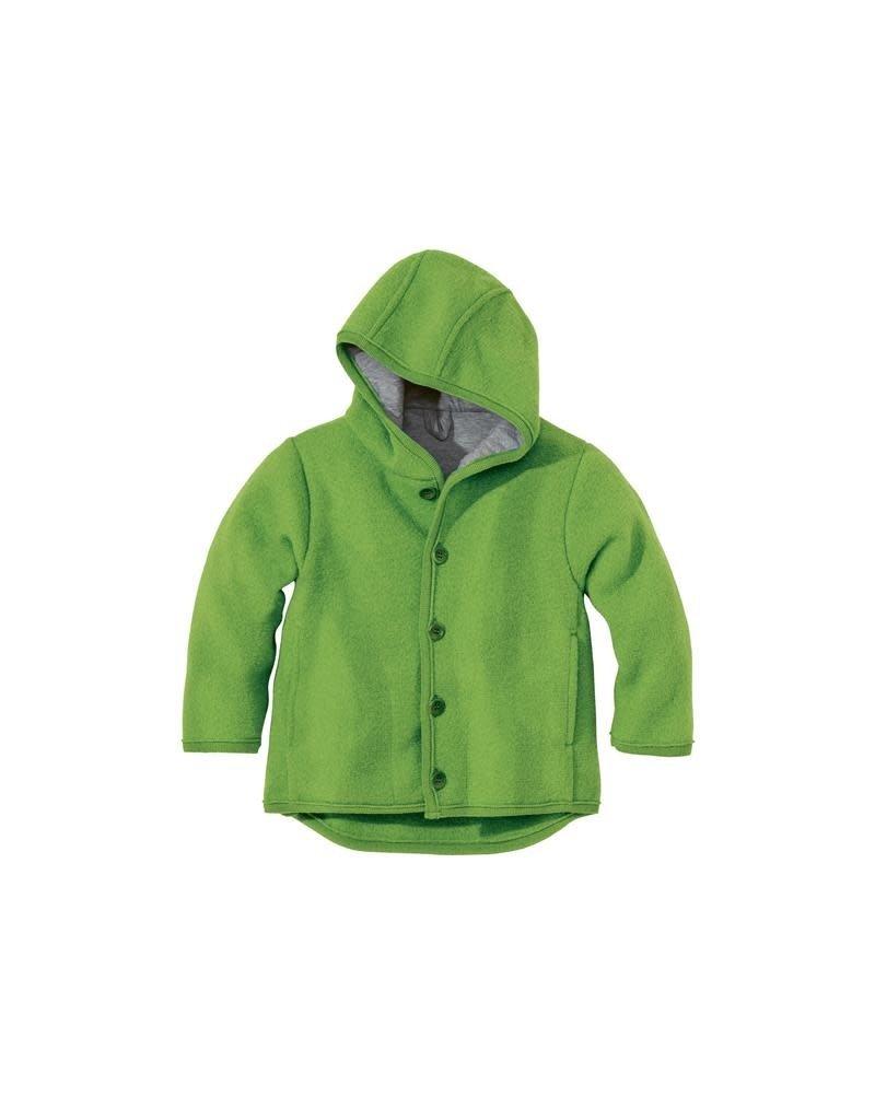 Disana Disana - jacket, green (0-2j)