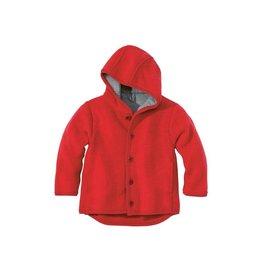 Disana Disana - jacket, rood B (0-2j)