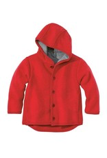 Disana Disana - jacket, red (3-16j)
