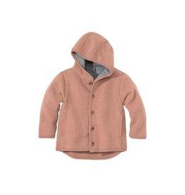 Disana Disana - jacket, roze (3-16j)