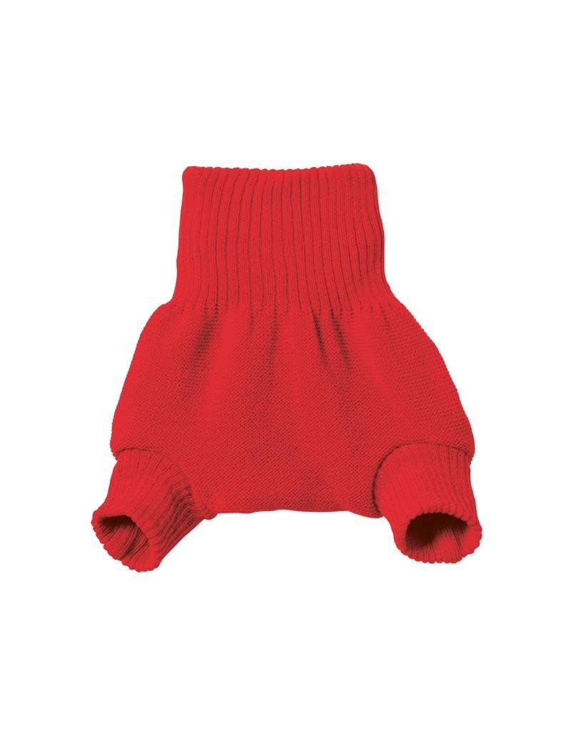 Disana Disana - overbroekje, wol, rood