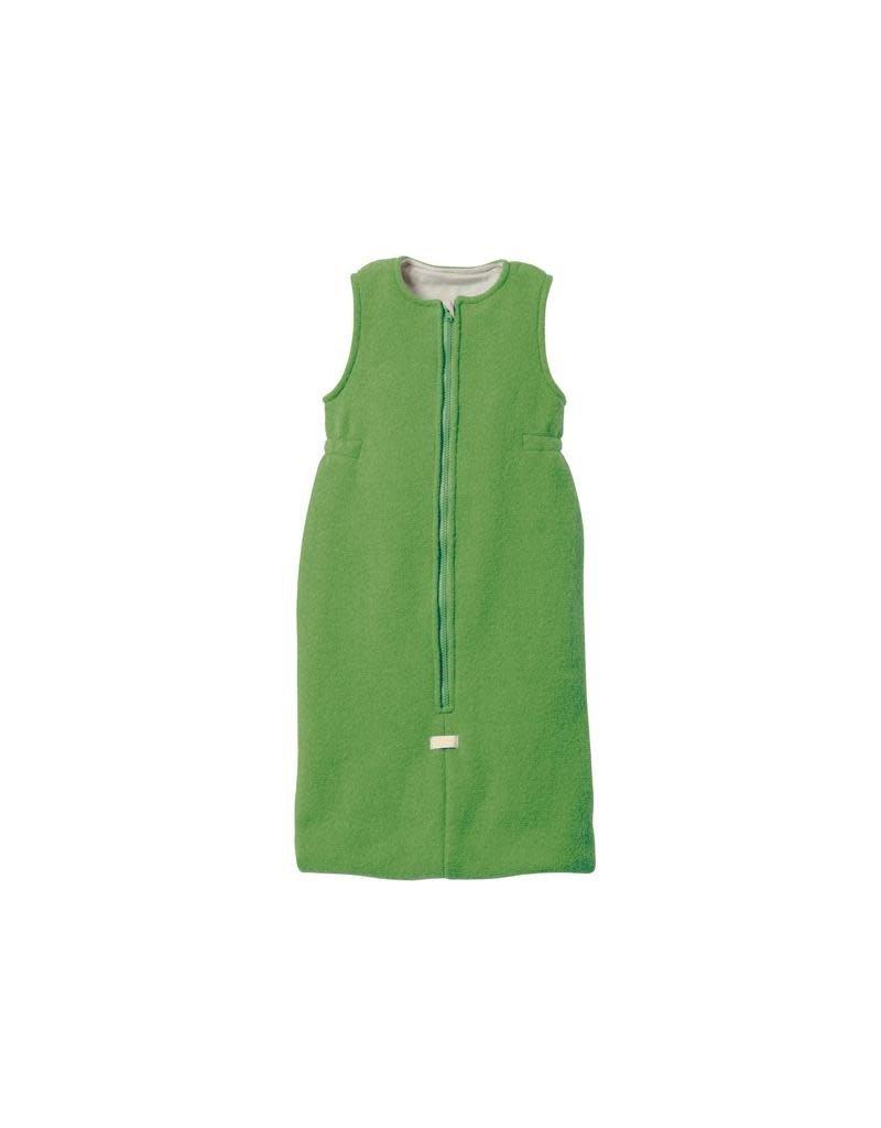 Disana Disana - slaapzak, green, gekookte wol