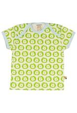 Loud+Proud Loud+Proud - T-shirt, lime leeuwen