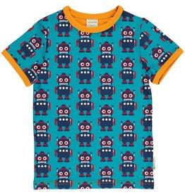 Maxomorra T-shirt, a classic robot (3-16j)