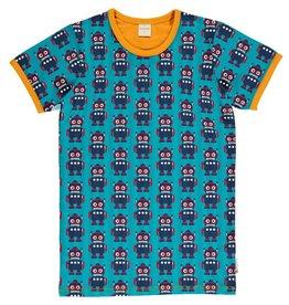 Maxomorra T-shirt, a classic robot