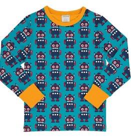 Maxomorra Shirt, a classic robot (3-16j)