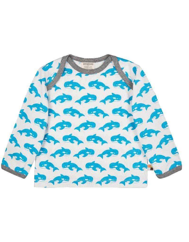 Loud+Proud Loud+Proud - shirt, aqua orka's