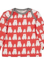 Loud+Proud Loud+Proud - shirt, melon, ijsberen - B