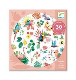 Djeco Stickers, paradijs