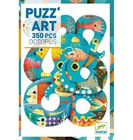 Djeco Puzz'art puzzel, octopus