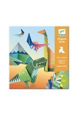 Djeco Djeco - origami, eenvoudig, dinosaurussen