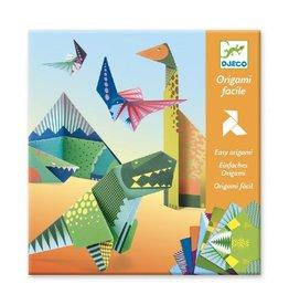 Djeco Origami, dinosaurussen