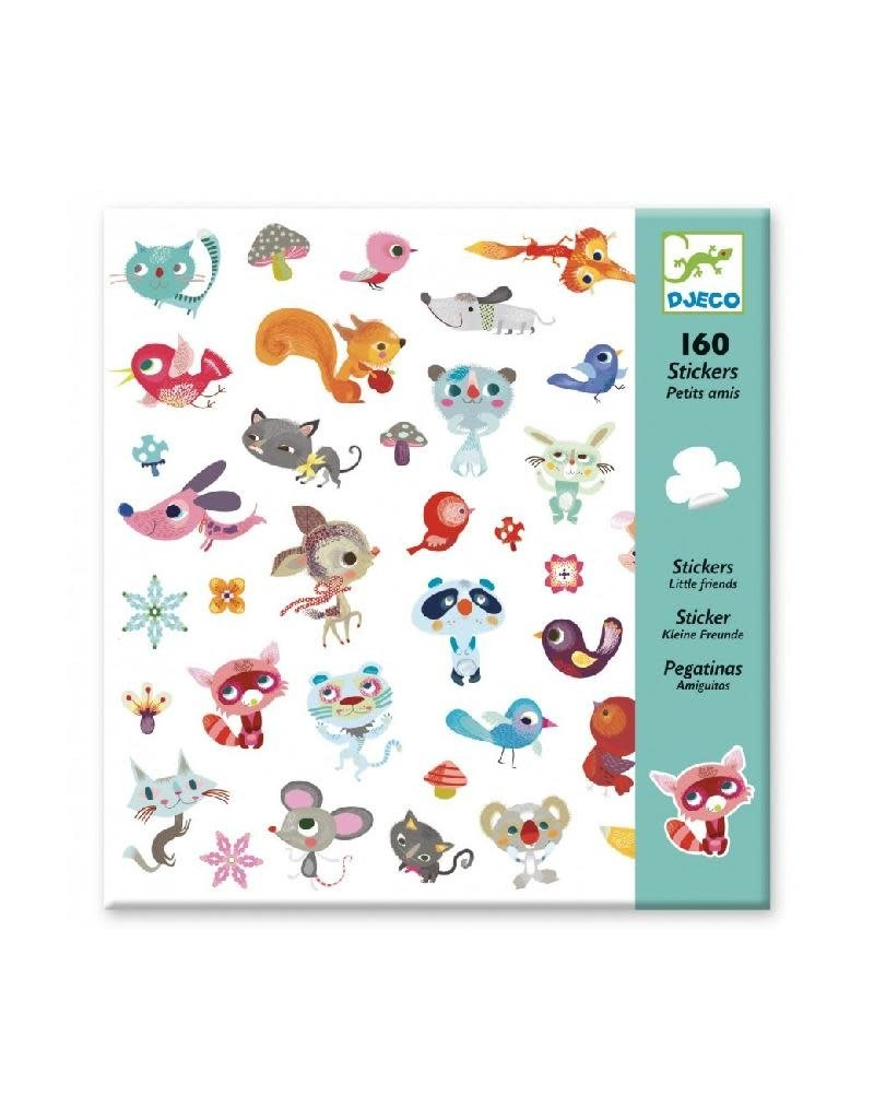 Djeco Djeco - stickers, vriendjes