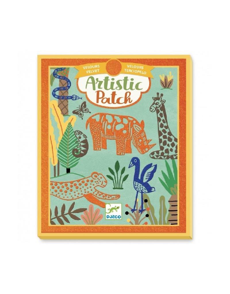 Djeco Djeco - stickers, vilt, wilde dieren