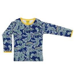 DUNS Sweden Shirt, Dill Deep Ultra Marine (3-16j)