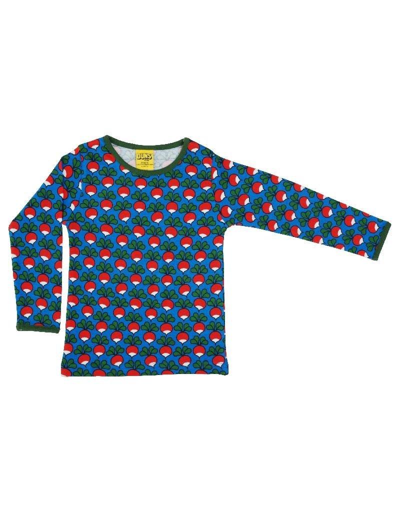 Duns Sweden Duns Sweden - shirt, Radish Blue