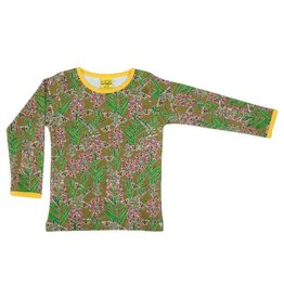 Duns Sweden Shirt, Willowherb Olive Branch (3-16j)